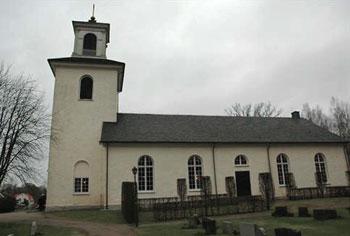 Bild på Södra Sandsjö kyrka